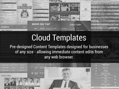 Insteo Cloud Templates