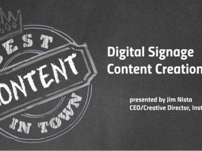 Prezi - Digital Signage Content Creation